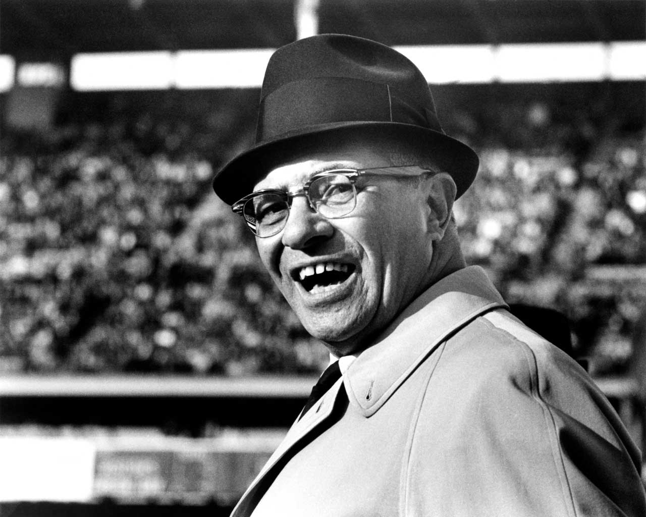 a biography of vince lombardi A reverential biography of the patron saint of green bay football, vince lombardi october 24, 1999 in his remarkable biography of lombardi.